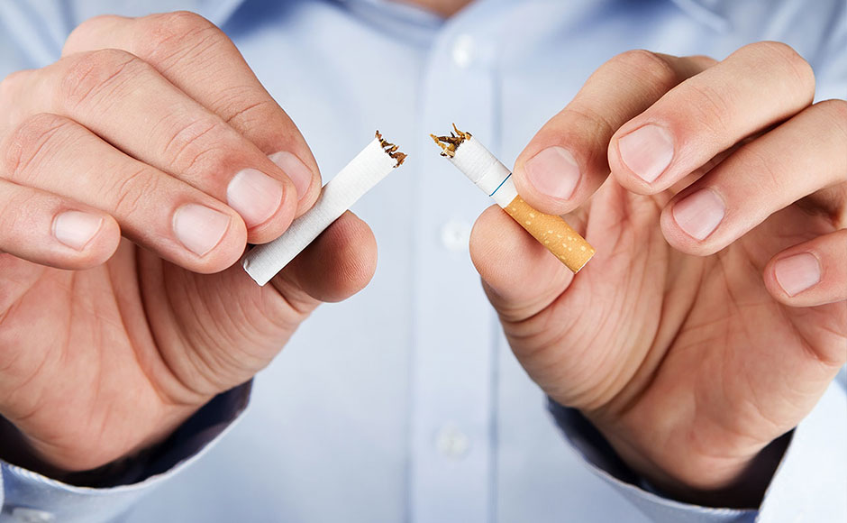 Откажись от курения!